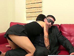 Asa Akira   Dana Vespoli in Asa's Hardcore Fun - AsaAkira