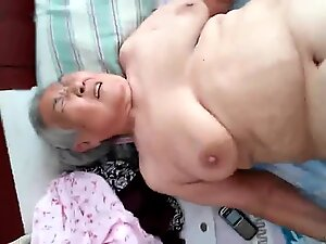 One Of My Fav Chubby Chinese Granny