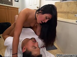 Hindi porn movie first time Lexy Bandera get s her pipes cleaned by a ample cock - Lexy Star