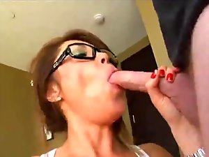 massive oiled asian tits