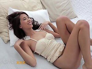ejaculations youthful busty asian indian girl romantic breeding with internal ejaculation