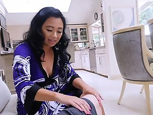PervMom - Mom Gets Stretched By Stepsons Shaft
